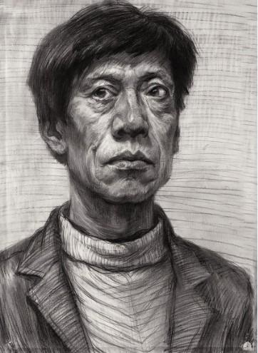 素描头像 半身像-武汉高考美术培训最好画室